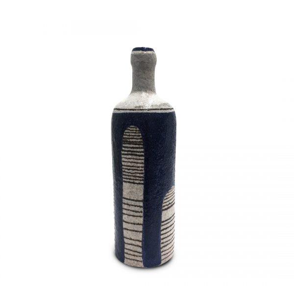 Bottiglie segno irregolare in ceramica di Vietri Solimene Art (4)
