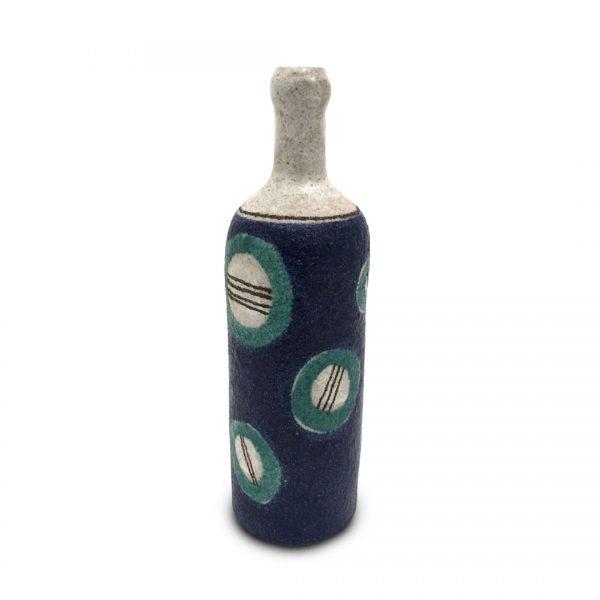 Bottiglie segno irregolare in ceramica di Vietri Solimene Art (6)