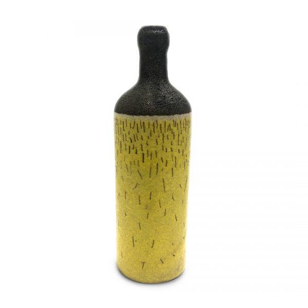 Bottiglie segno irregolare in ceramica di Vietri Solimene Art