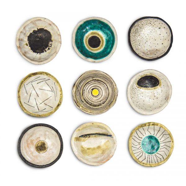 crateri in ceramica di Vietri Solimene Art