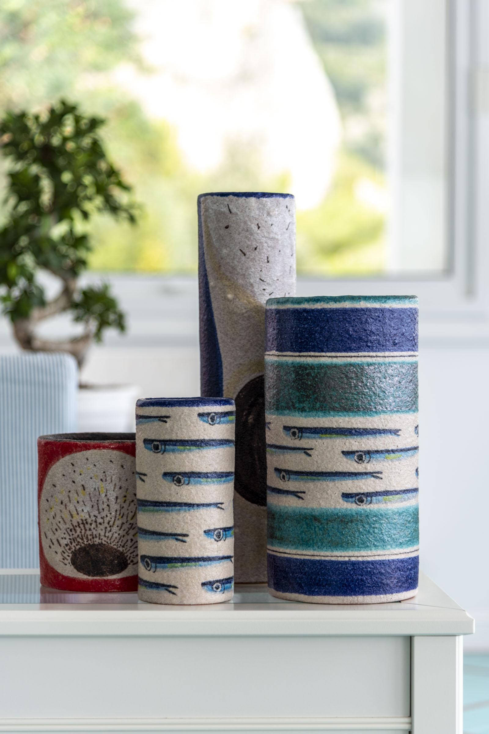 Complementi D Arredo In Ceramica.Arredo Casa In Ceramica Di Vietri Solimeneart