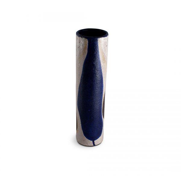 Vaso decoro Segno Irregolare in ceramica di Vietri Solimene art
