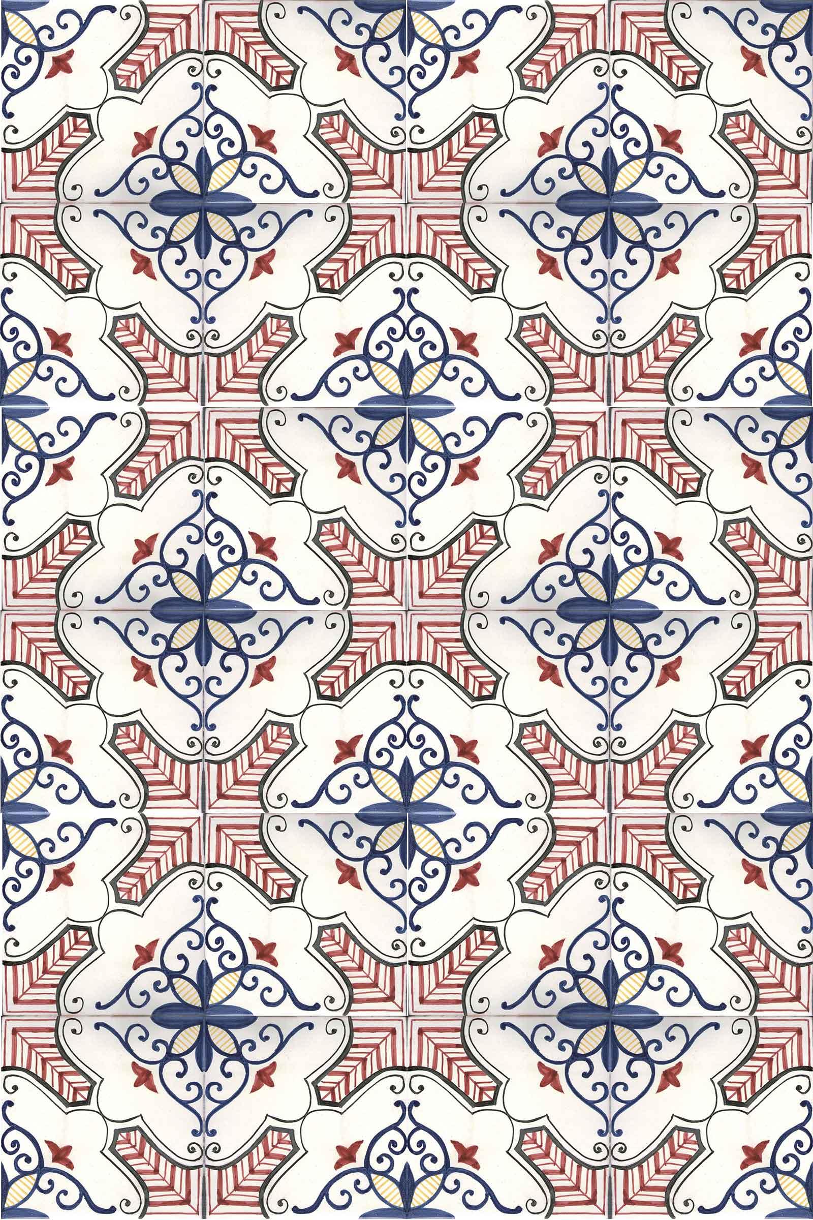 Piastrelle e mattonelle in ceramica di Vietri > SolimeneArt
