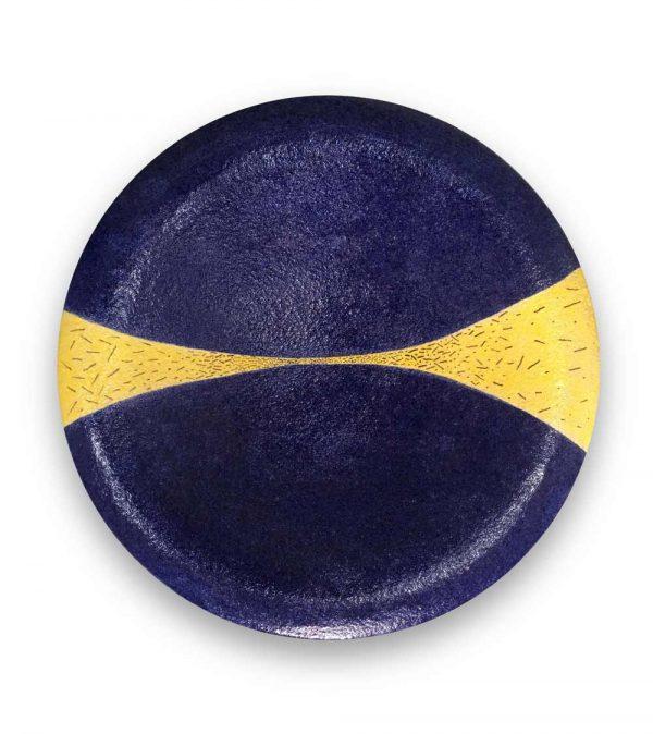 piatto-murale-cm-60-cod.03 solimene art ceramica di vietri