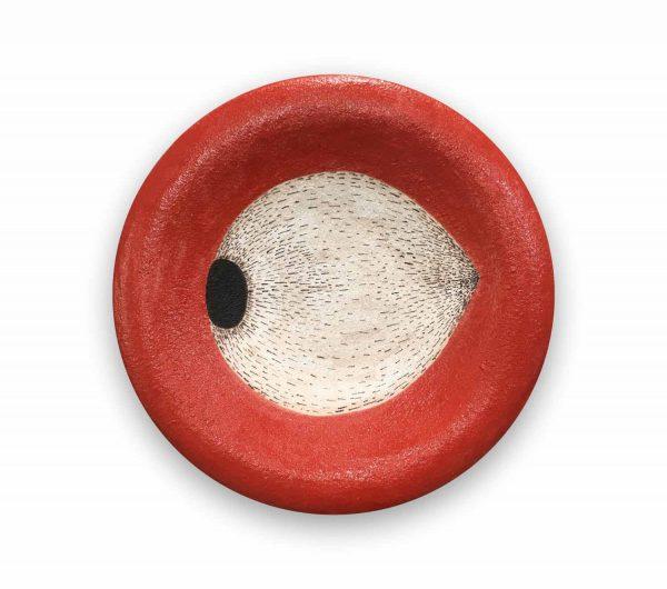 piatto-murale-cm-60-cod.04 solimene art ceramica di vietri